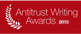 What are the Antitrust Writing Awards?