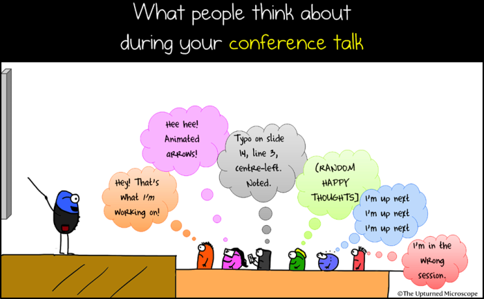 Conference thoughts