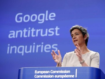 european-competition-commissioner-margrethe-vestager-google-antitrust
