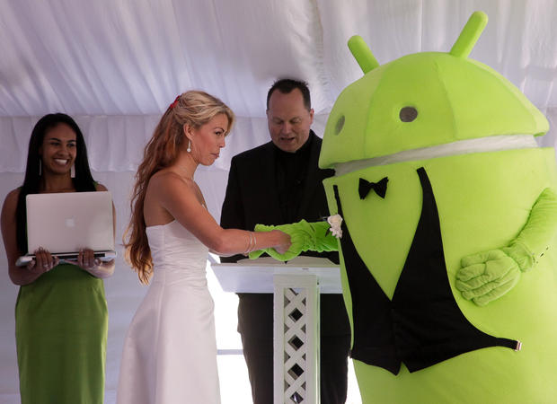 Pronuptia and Android