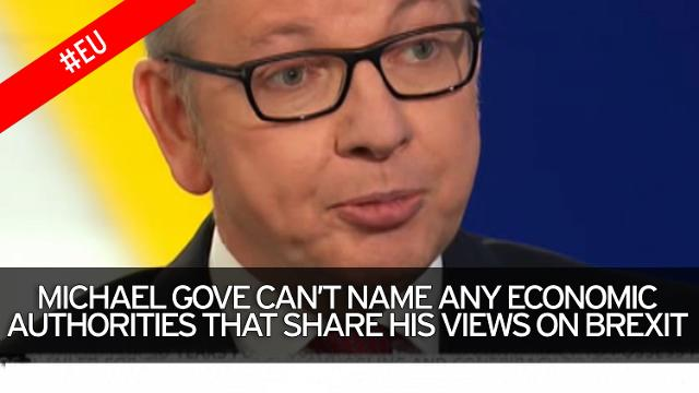 Gove - Experts