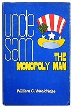 Uncle Sam the monopoly man